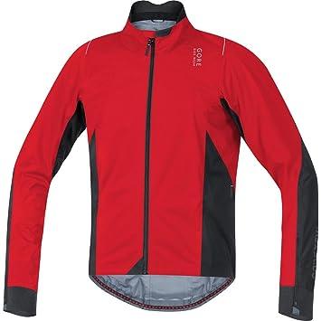 GORE BIKE WEAR Chaqueta Carrera para Hombre, GORE-TEX Active, OXYGEN 2 0 GORE-TEX Active, Talla XL, Rojo/Negro, JGOXYA359906: Amazon.es: Deportes y aire ...