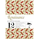 Renaissance : Gift and creative paper book Vol. 5 (Multilingual Edition)