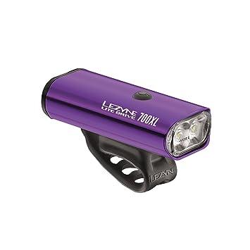 Vorderlicht LEZYNE LITE DRIVE 700XL Farbe Lila: Amazon.de: Sport ...