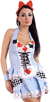 C21 Sinnlich Disfraz Sexy Mujer Alicia en el país de las maravillas ...