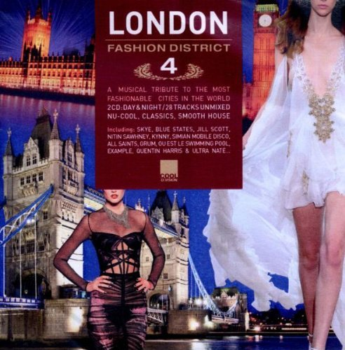 Vol. 4-London Fashion District by London Fashion District (2011-02-08)