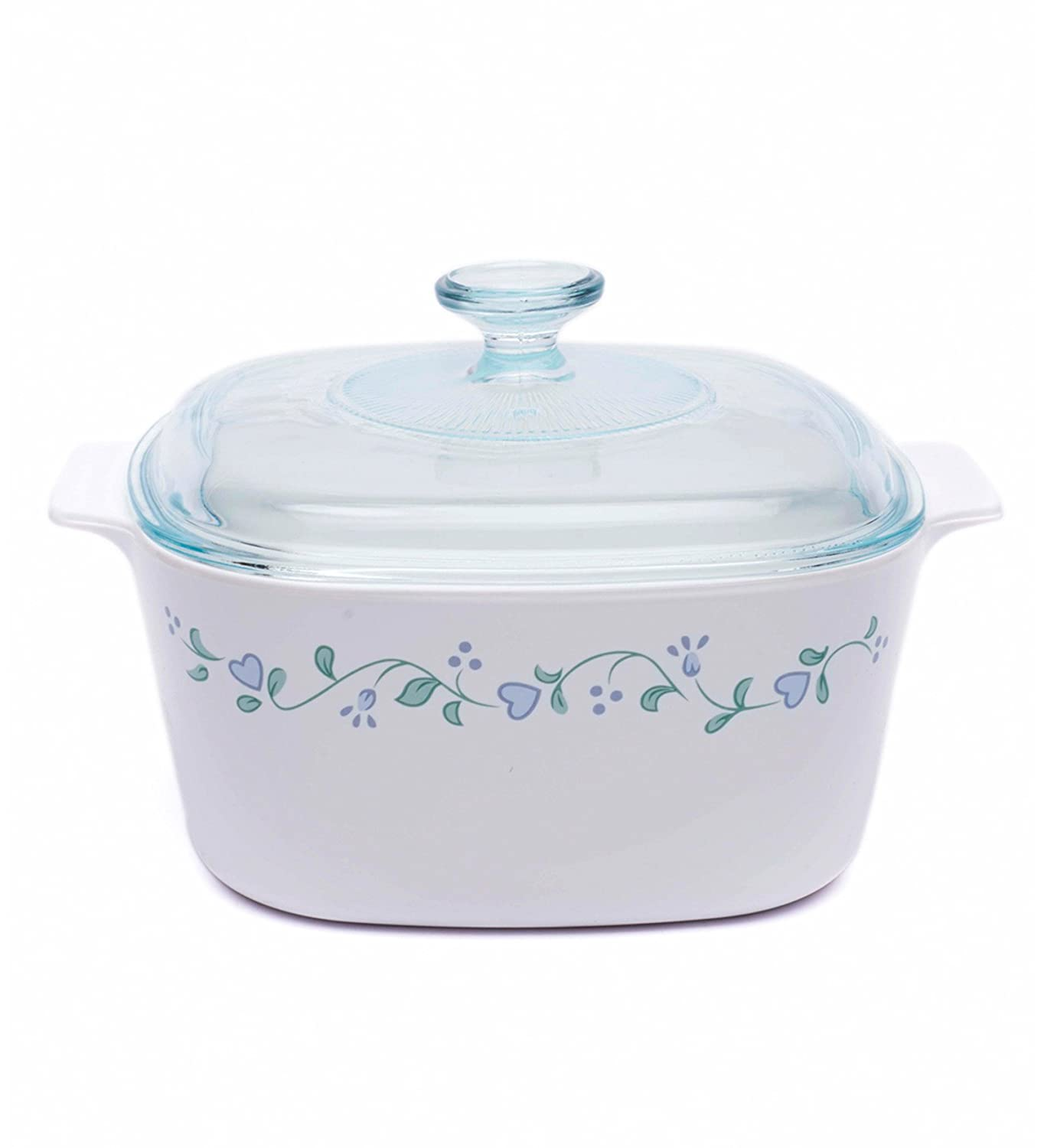 Corningware 3L Covered Casserole (With Lid) Country Cottage