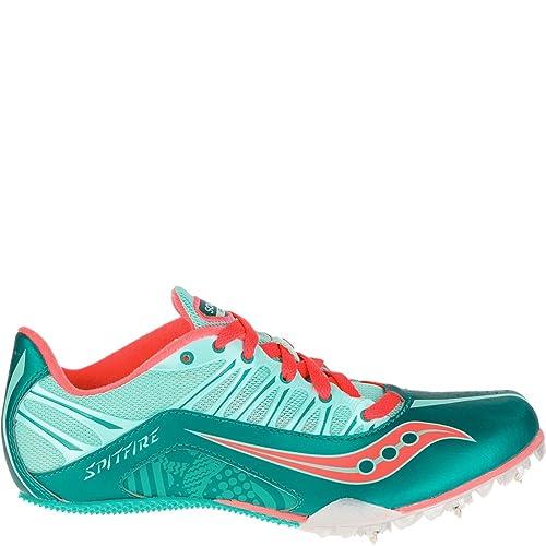 dfa5c20ba7 Saucony Women's Spitfire Track Shoe: Amazon.ca: Shoes & Handbags