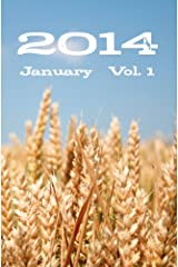 2014 January Vol. 1 Kindle Edition