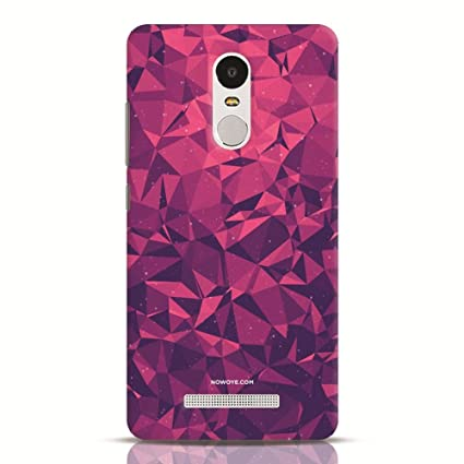 free shipping e6848 9db4d Now Oye Xiaomi Redmi Note 3 Forceful Impact Back Cover: Amazon.in ...