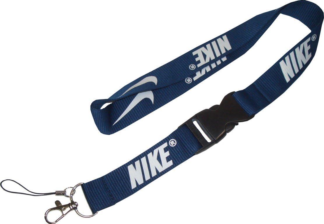 intersección Desmantelar Estrictamente  Llavero con cordón, diseño con el símbolo de NikeCinta para ...