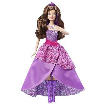 Barbie Princess Popstar Keira Doll dp BDAXT