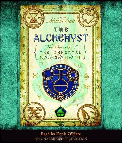 Book The Alchemyst (Secrets of the Immortal Nicholas Flamel)