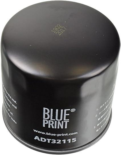 Blue Print Filtre à huile Toyota adt32115