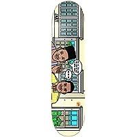 """Jart XDXDXD 8.375"""" HC CFK x Skateboard Decks Mixte Adulte, Multicolore, Taille Unique"""