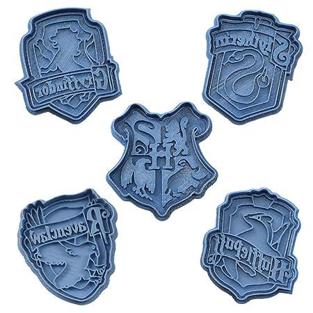 Cuticuter Hogwarts Harry Potter Pack Cortador de Galletas ...