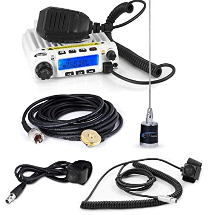 Rugged Radios RM-60 VHF 60-Watt Car-to-Car System Kit
