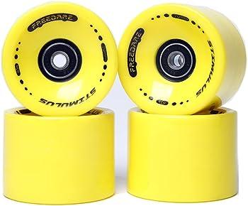 FREEDARE 70mm Longboard Wheels