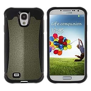 "Hypernova Defender Series TPU protection Cas Case Coque pour Samsung Galaxy S4 IV I9500 [Simple patrón de 26""]"