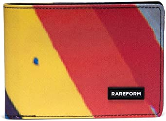 Rareform Men's Recycled Bifold Wallet, Minimalist Slim Billfold for Men Anderson (Ramsey 047)