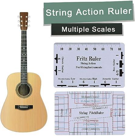 Regla de medición Paso de Cuerda Regla de Cuerda Medidor de acción ...