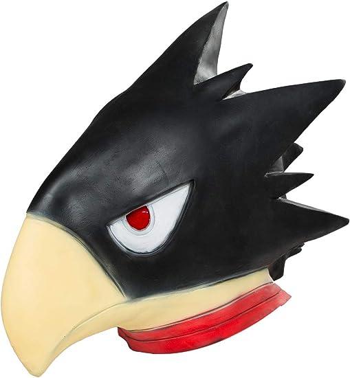 JCVCX Boku No Hero My Hero Cosplay Academia Overhaul Plague Doctor Masks Tokoyami Fumikage Costume Face Mask Masque