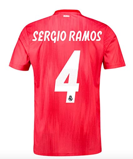 uk availability ba2a3 8ad6b Amazon.com : ProApparels Sergio Ramos Jersey Real Madrid ...