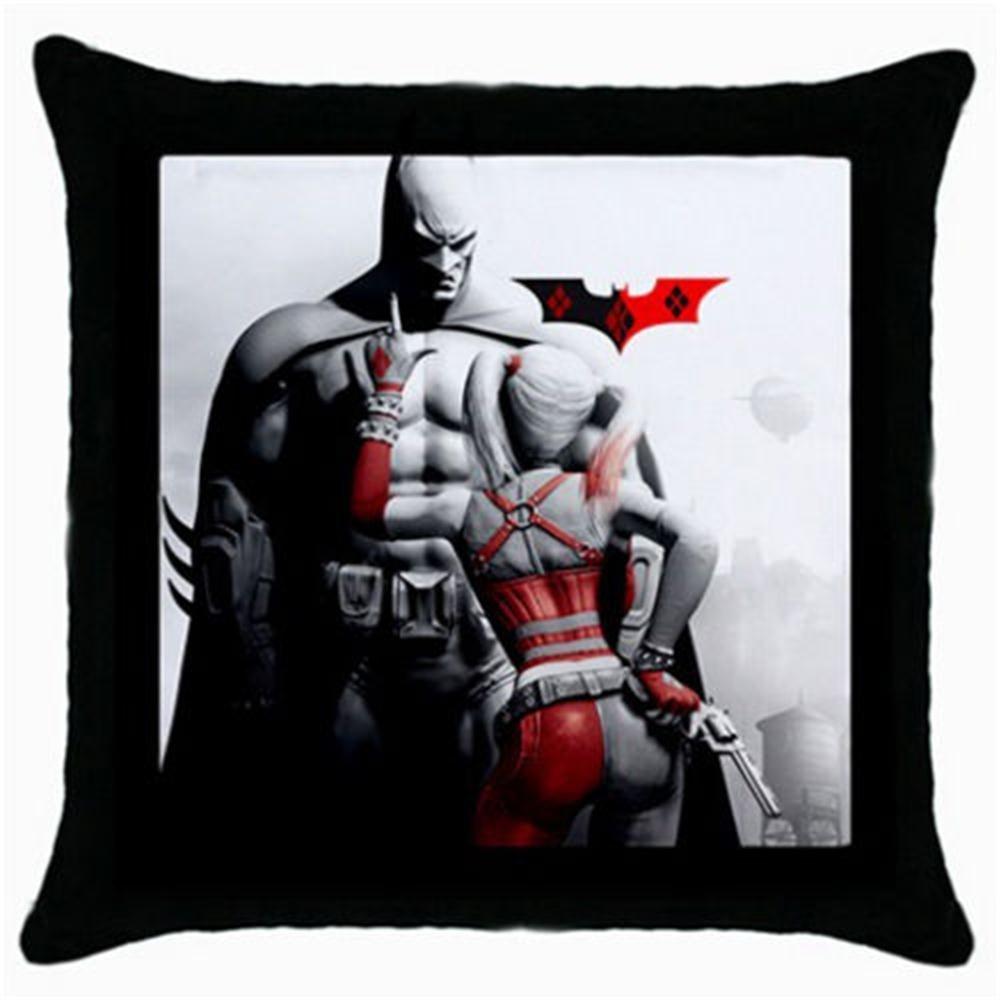 damuyas Harley Quinn y el Joker Batman Películas Juegos lona ...