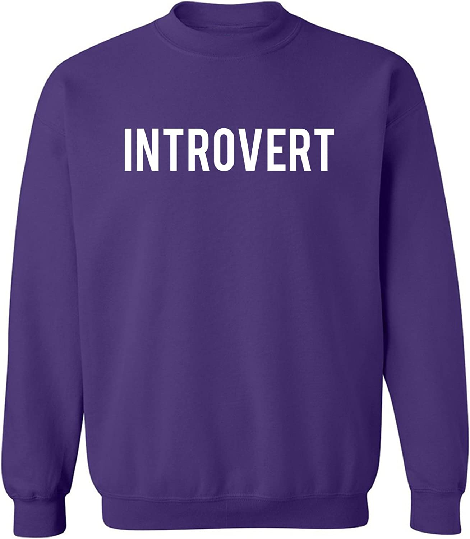 zerogravitee Introvert Crewneck Sweatshirt