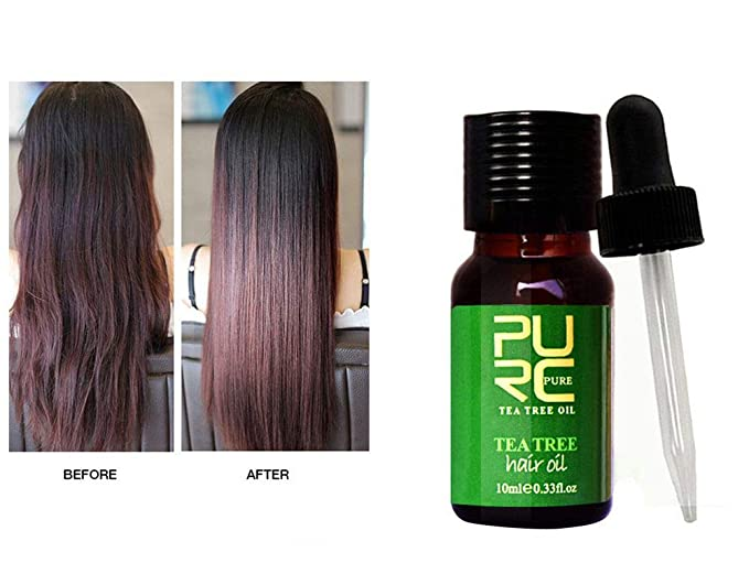 1ea6215748d Organic Hair Growth Oil, Stop Hair Loss Now by Hair Thickness Maximizer. Best  Treatment