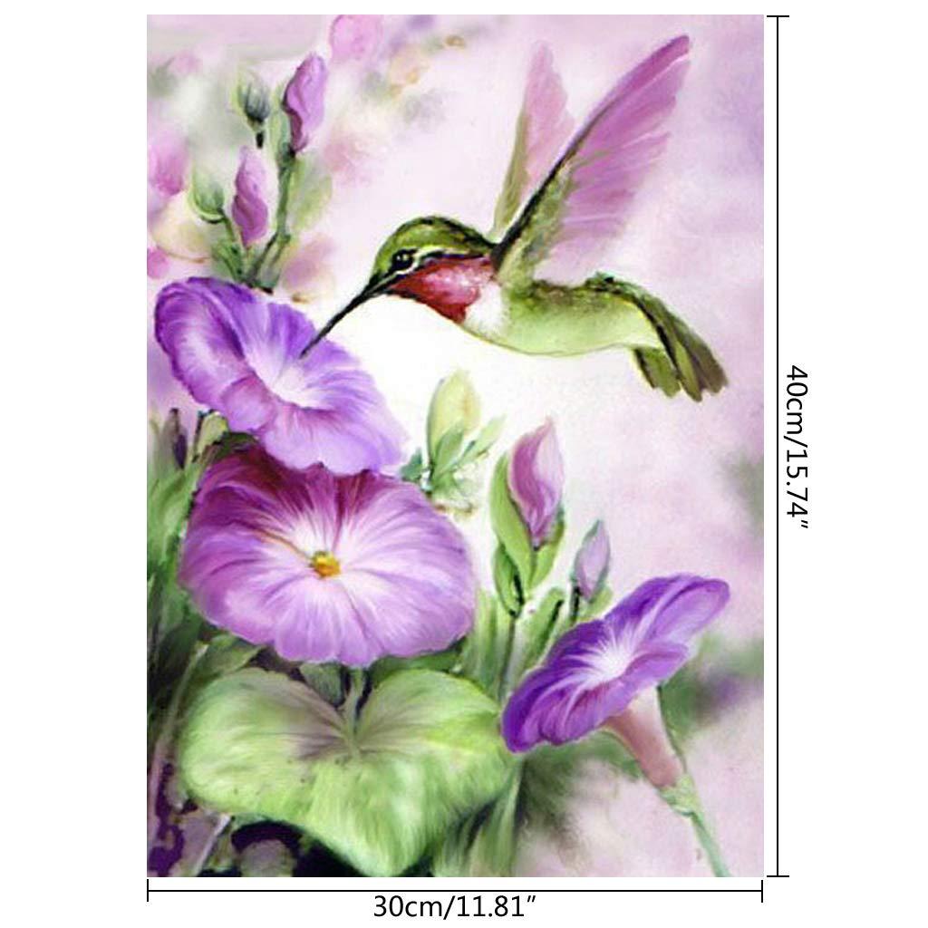 Ladaidra Hummingbird 5D DIY Special Diamond Painting Embroidery Drill Mosaic Needlework Cross Craft Stitch Kit Home Decor