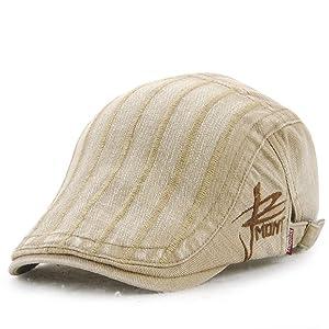 (ラクエスト) Laquest キャスケット ハンチング帽 メンズ レディース おしゃれ (ベージュ)