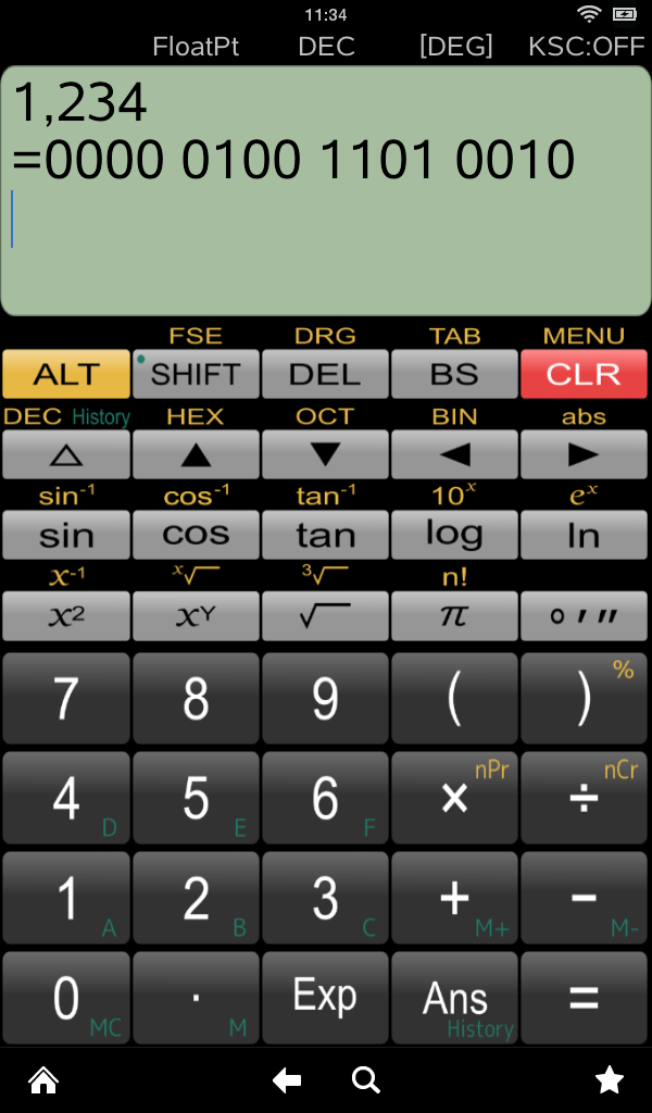 calculatrice swf