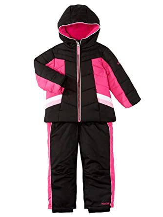 7841e3853ed7 Amazon.com  Pacific Trail Infant   Toddler Girls Pink   Black ...