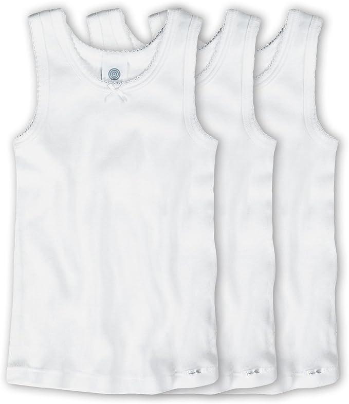 Sanetta Shirt Maillot De Corps Fille