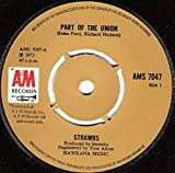 Part Of The Union / Will You Go - Strawbs 7