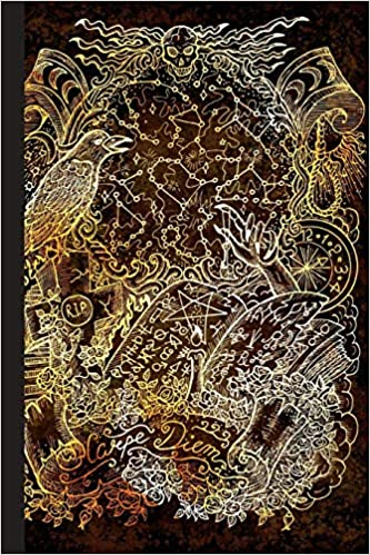 Amazon com: Grimoire Spell Book: Book of Shadows Layout with