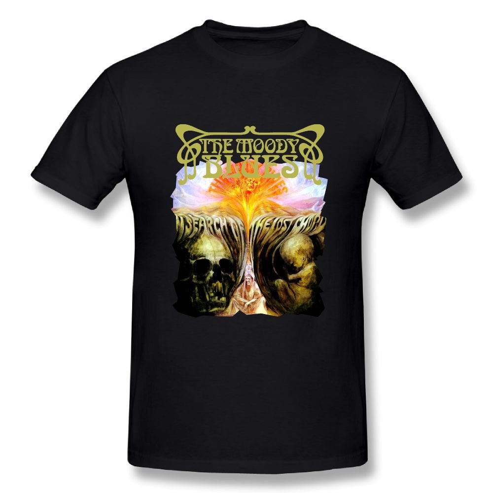 Ursulaa S Fashion The Moody Blues In Search Of The Lost Chord Tees Black Shirts