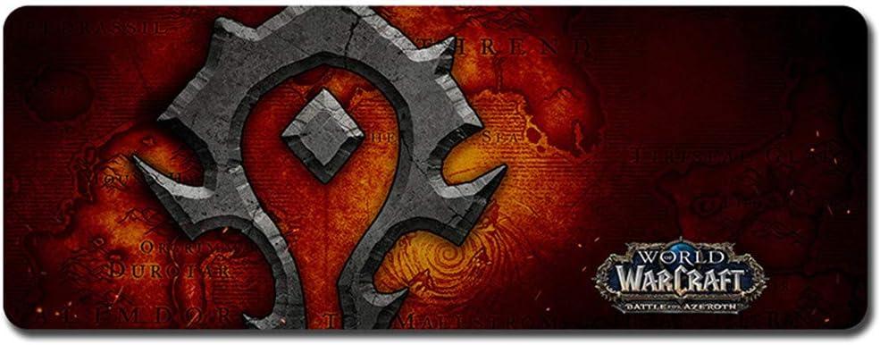 World Of Warcraft Großes Mauspad Wasserdicht Und Elektronik