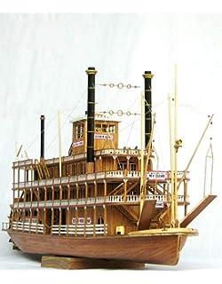 Constructo 80840 - Maqueta de Barco de Vapor (Escala 1:48 ...