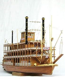 POTOLL Kits De Modelo De Barco Maquetas De Barcos Bote De ...