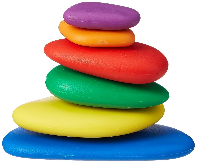 edx education 54047 Piedras de colores, 36 unidades, multicolor