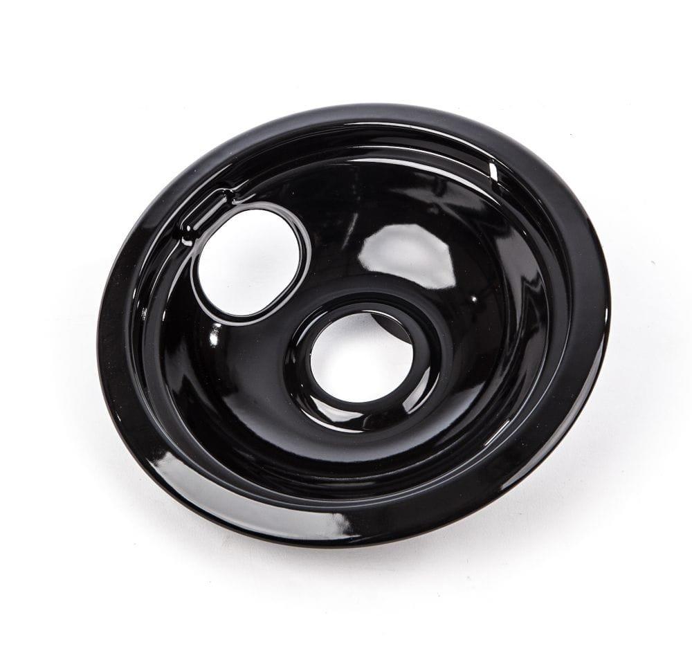 Frigidaire 5304430149 Range Drip Pan (Black) Genuine Original Equipment Manufacturer (OEM) Part Black