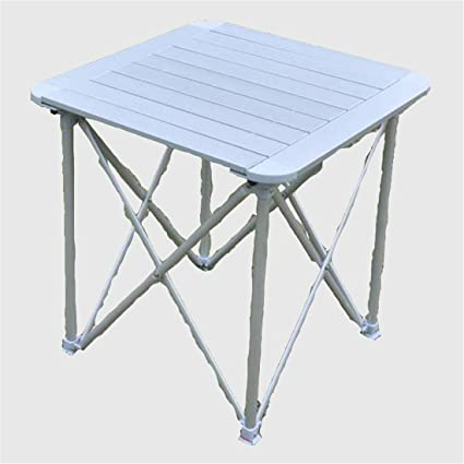 Momoai Mesa Plegable al Aire Libre, mesas Plegables de ...