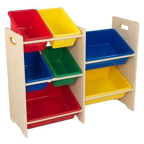 KidKraft Storage Bin, Multicolor
