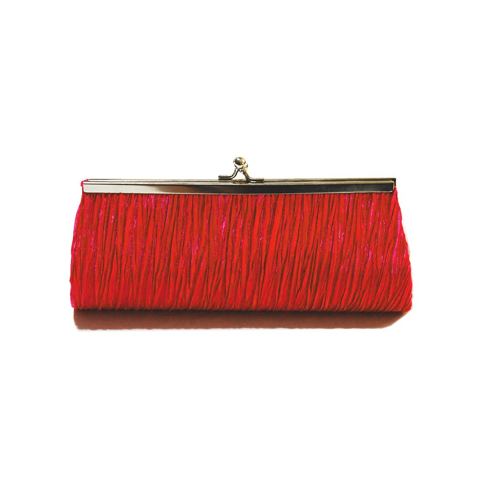 NZBridal Trendy Satin Classic Handbag Clutch