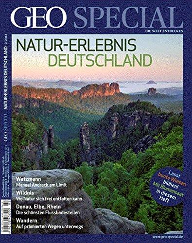GEO Special 02/2012: Natur-Erlebnis Deutschland
