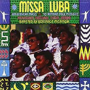 Missa Luba