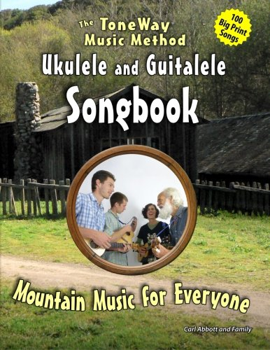 Songbook: Mountain Music for Ukulele