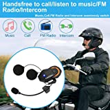 Karooch T-MAX 1000m Motorcycle Bluetooth Headset