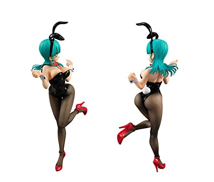 Dragon Ball Girls Android 18 Bulma Chichi Toy Figures Anime 20cm Bulma