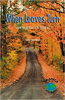 Book When Leaves Turn: Learning the Ur Sound (Power Phonics/Phonics for the Real World)