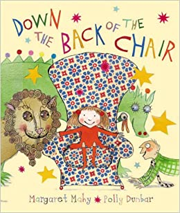 Book Down the Back of the Chair