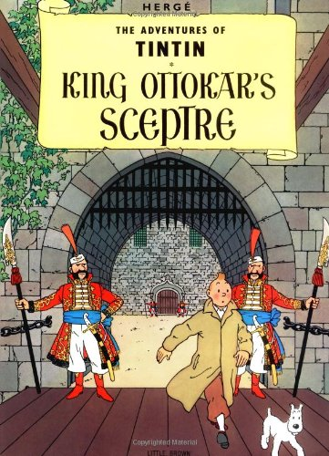 Picture of a King Ottokars Sceptre The Adventures 9780316358316