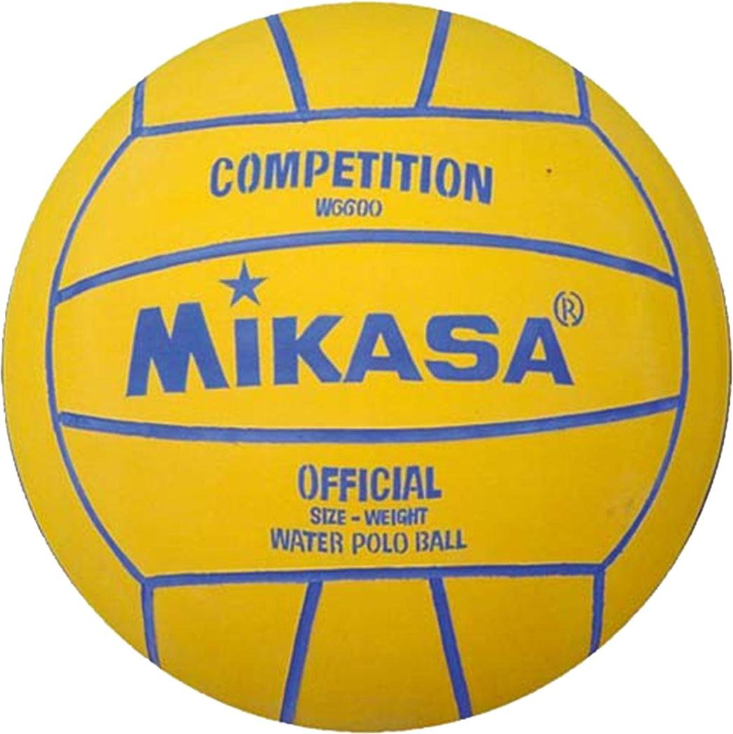 Mikasa Swimming Pool Play Competition & Training Water Polo Ball Junior Size 2
